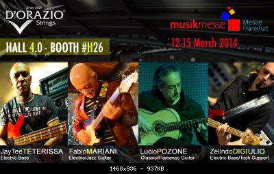 musikmesse2014exibition
